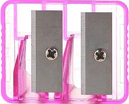 Podwójna temperówka do kredek, jasnoróżowa, 2199 - Top Choice — фото N1