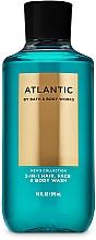Kup Bath and Body Works Atlantic 3-In-1 Hair, Face & Body Wash - Perfumowany żel pod prysznic