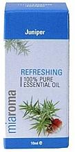 Kup Odświeżający olejek jałowcowy - Holland & Barrett Miaroma Juniper Pure Essential Oil