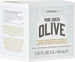 Kup Nawilżający krem do twarzy - Korres Pure Greek Olive Day Cream