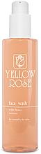 Kup Żel myjący do skóry normalnej i suchej z kwiatowymi ekstraktami - Yellow Rose Face Wash With Flower Extracts
