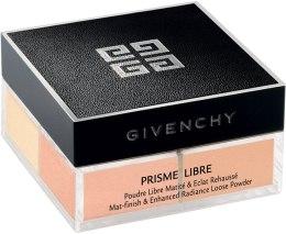 Kup Sypki puder w pryzmie - Givenchy Prisme Libre Mat-Finish & Enhanced Radiance Loose Powder