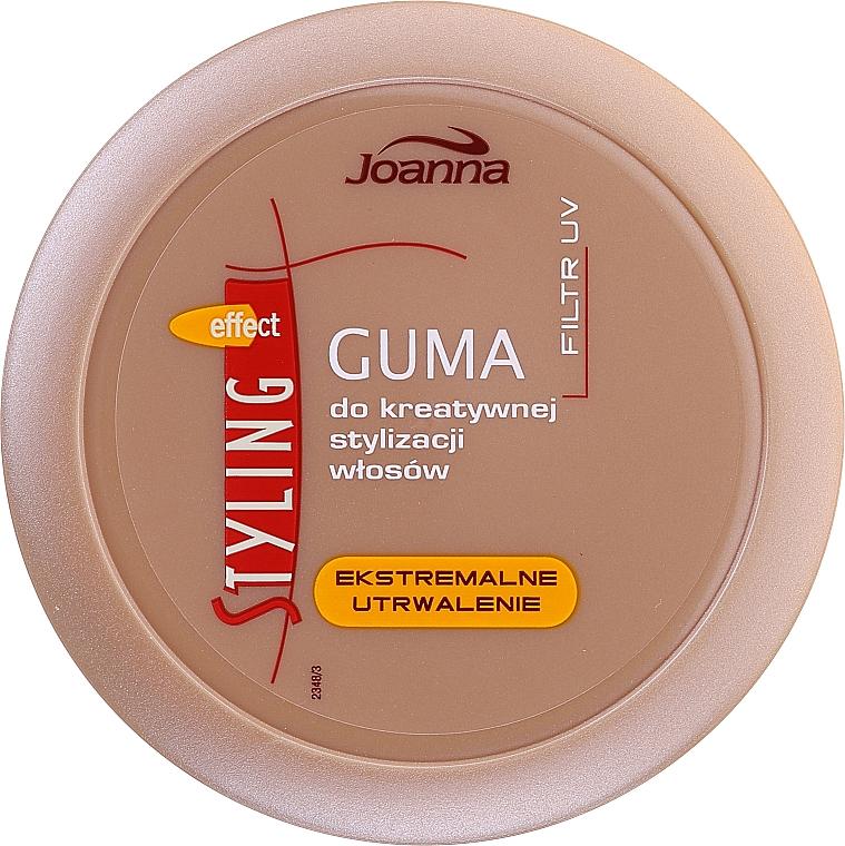 Guma do kreatywnej stylizacji włosów - Joanna Styling Effect