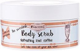 Kup Peeling do ciała odświeżająca mrożona kawa - Nacomi