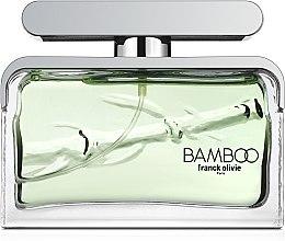 Kup Franck Olivier Bamboo For Men - Woda toaletowa