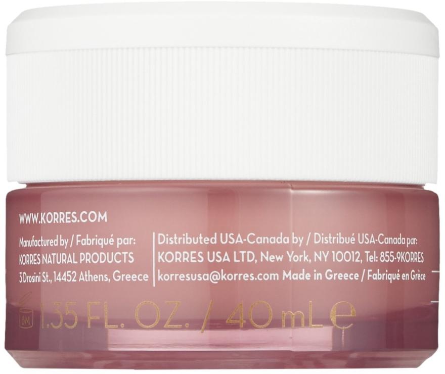Nawilżający krem z granatem do skóry tłustej i mieszanej - Korres Pomegranate Moisturising & Balancing Cream-Gel Oily-Combination Skin — фото N3