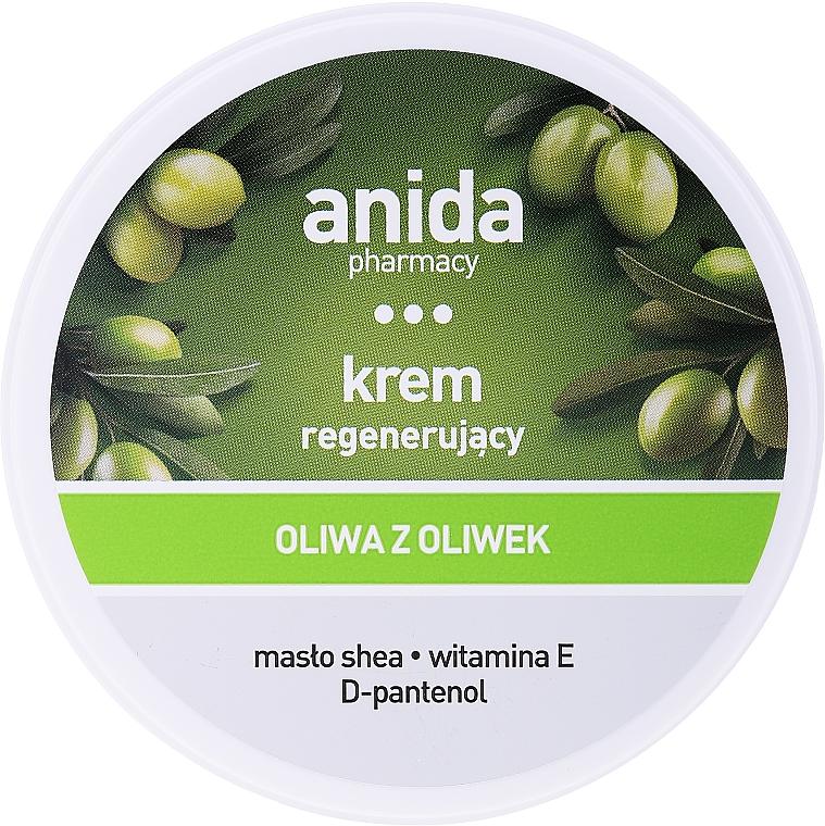 Krem regenerujący Oliwa z oliwek - Anida