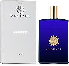 Kup Amouage Interlude for Man - Woda perfumowana (tester z nakrętką)