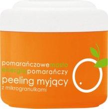 Kup Średnioziarnisty pomarańczowy peeling myjący - Ziaja Pomarańczowa