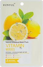Kup Maska na tkaninie z witaminami - Eunyul Natural Moisture Mask Pack Vitamin