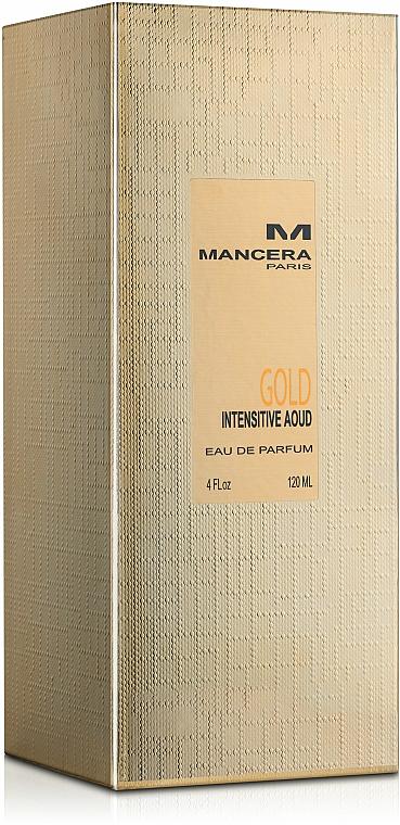 Mancera Voyage en Arabie Gold Intensive Aoud - Woda perfumowana — фото N1