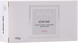 Kup Mydło w kostce do rąk i ciała Róża - Kanu Nature Soap Bar Rose
