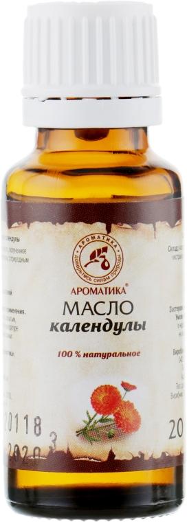 Olej nagietkowy - Aromatika — фото N3