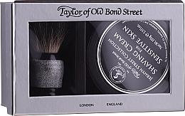 Kup Zestaw do golenia - Taylor of Old Bond Street (sh/brash + sh/cream/150g)
