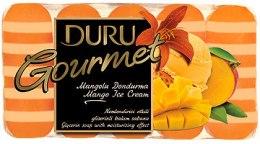 Kup Mydła w kostce Lody o smaku mango, 5 szt. - Duru Gourmet Soap