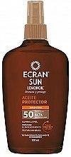 Kup Olejek cytrynowy do opalania SPF 50 - Ecran Sun Lemonoil Oil Spray