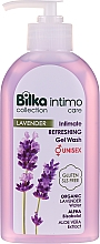 Kup Żel do higieny intymnej - Bilka Intimate Refreshing Lavender Gel Wash