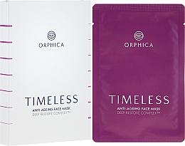 Kup Przeciwstarzeniowa maska do twarzy - Orphica Timeless Anti-Ageing Face Mask