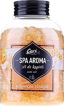 Kup Sól do kąpieli Odżywcza słodycz - Cari Spa Aroma