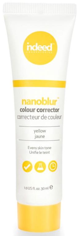Korektor do twarzy - Indeed Laboratories Nanoblur Colour Corrector — фото N1