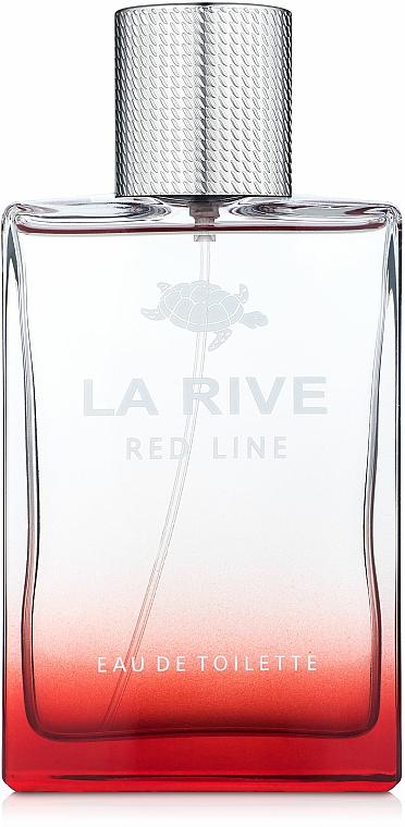 La Rive Red Line - Woda toaletowa