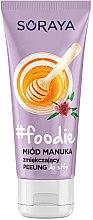 Kup Zmiękczający peeling do stóp Miód manuka - Soraya Foodie