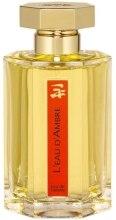 Kup L'Artisan Parfumeur L'Eau d'Ambre - Woda toaletowa (tester z nakrętką)