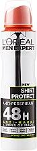 Kup Antyperspirant w sprayu dla mężczyzn - L'Oreal Paris Men Expert Shirt Protect