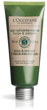 Wzmacniający balsam do włosów - L'Occitane Aromachologie Body & Strength 1-Minute Intensive Care — фото N1