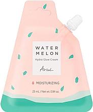 Kup Nawilżający krem rozświetlający do twarzy Arbuz - Ariul Watermelon Hydro Glow Cream