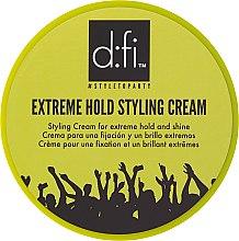 Kup Krem do stylizacji włosów dla mężczyzn Mocne utrwalenie - D:fi Extreme Hold Styling Cream