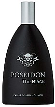 Kup Instituto Espanol Poseidon The Black For Men - Woda toaletowa