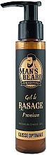 Kup Żel do golenia - Man's Beard Gel De Rasage Premium