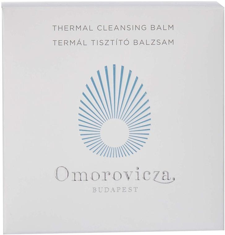 Termalny oczyszczający balsam do twarzy - Omorovicza Thermal Cleansing Balm — фото N1
