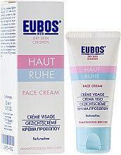 Kup Krem do twarzy do cery suchej dla dzieci - Eubos Med Dry Skin Children Face Cream
