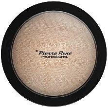 Kup Rozświetlający puder do twarzy i ciała - Pierre René Face Highlighting Powder