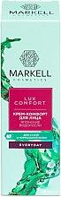 Kup Krem-komfort do twarzy Japońskie wodorosty - Markell Cosmetics Lux-Comfort