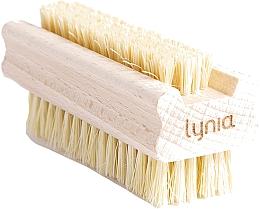 Kup Drewniana szczotka do rąk - Lynia
