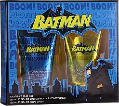 Kup Zestaw dla dzieci Batman - Corsair Batman (sh/gel 150 ml + shm 150 ml)