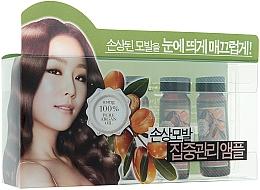Kup Ampułki do włosów z olejem arganowym - Welcos Confume Argan Treatment Hair Ampoule