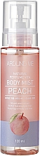 Kup Mgiełka do ciała Brzoskwinia - Welcos Around Me Natural Perfume Vita Body Mist Peach