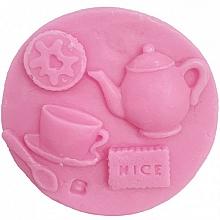 Kup Mydło glicerynowe - Bomb Cosmetics Tea & Biscuits Art of Soap