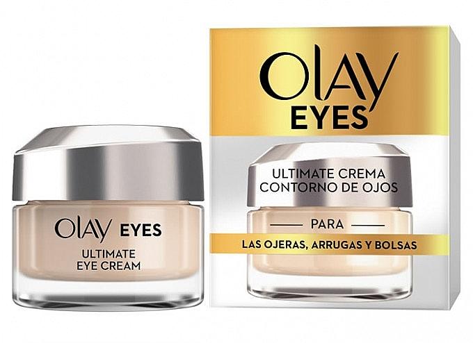 Krem pod oczy - Olay Eyes Ultimate Eye Contour Cream — фото N1