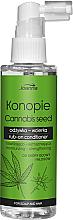 Kup Nawilżająco-wzmacniająca odżywka-wcierka do skóry głowy i włosów - Joanna Konopie