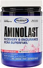Kup Suplement diety Regeneracja i wytrzymałość w proszku - Gaspari Nutrition Amino Last Fruit Punch