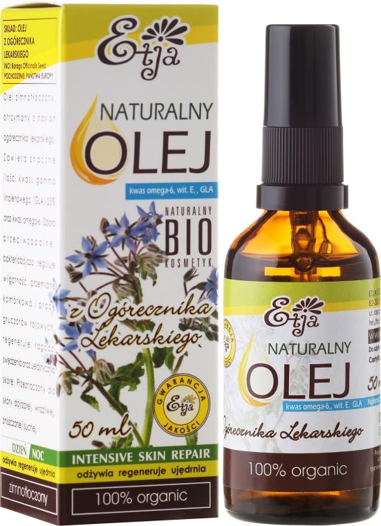 Naturalny olej z ogórecznika lekarskiego - Etja
