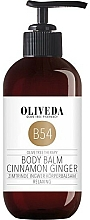 Kup Balsam do ciała Cynamon i imbir - Oliveda B54 Body Balm Cinnamon Ginger