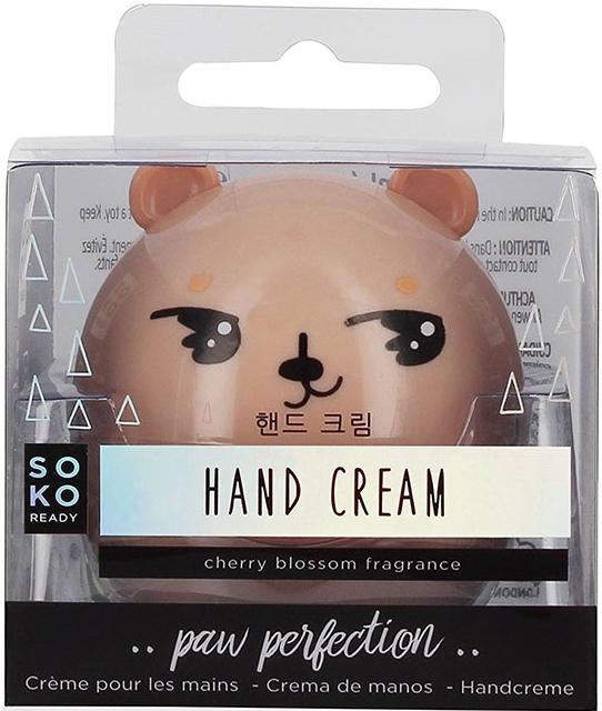 Krem do rąk o zapachu kwiatu wiśni - Soko Ready Hand Cream Cherry Blossom Fragance — фото N1