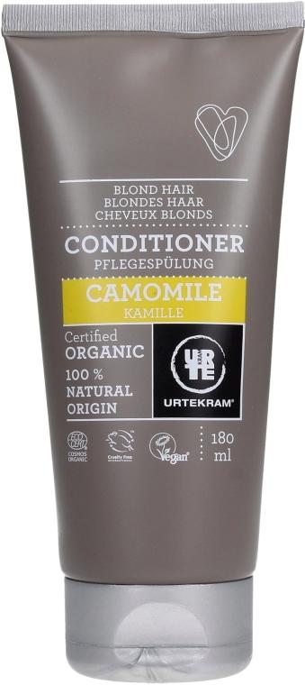 Organiczna odżywka do włosów blond Rumianek - Urtekram Camomile Blond Hair Conditioner — фото N1