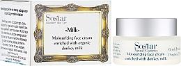 Kup Nawilżający krem do twarzy - Sostar Donkey Milk Moisturizing Face Cream